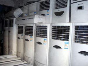 北京专业回收柜式机空调,二手空调